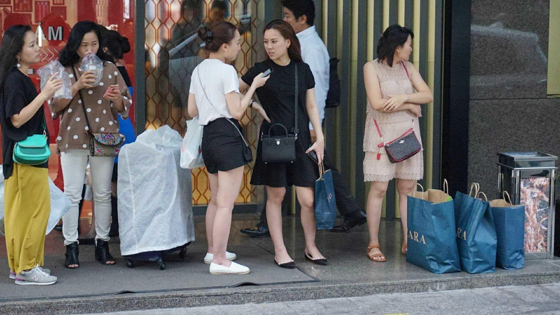 Trung tâm Sài Gòn kẹt cứng,Black Friday,Ngày thứ 6 đen tối,kẹt xe,ùn tắc,Black Friday 2017