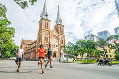 Giải Marathon quốc tế TP.HCM: 5000 USD cho nhà vô địch