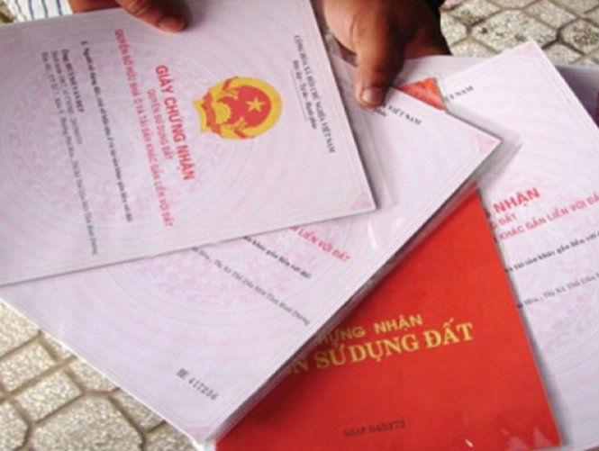 sổ đỏ,tranh chấp sổ đỏ,kiện sổ đỏ,thủ tục làm sổ đỏ,giấy chứng nhận quyền sử dụng đất