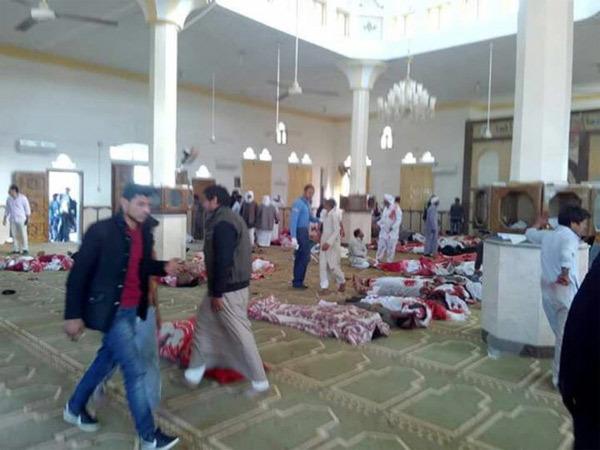 Ai Cập,đánh bom,Xả súng,thảm sát ở Ai Cập