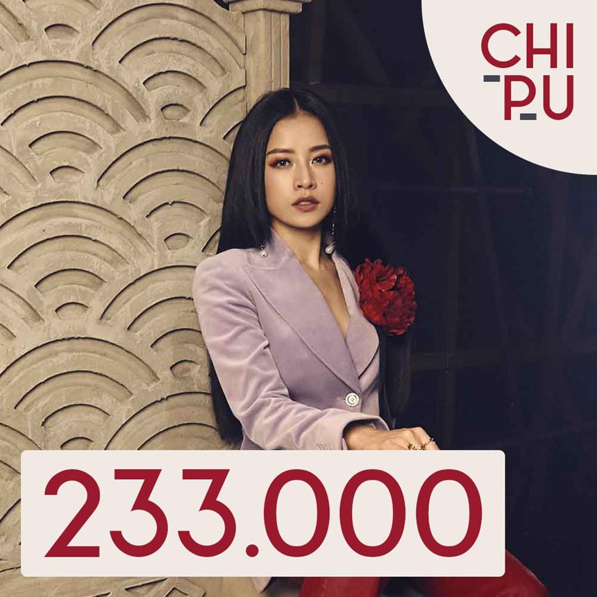 10 con số tranh cãi xoay quanh chuyện 'Chi Pu đi hát'