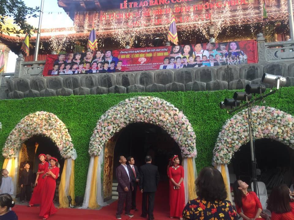 Đám cưới nhà đại gia Bắc Ninh: Tổ chức 15 ngày, mời 30 người nổi tiếng hát