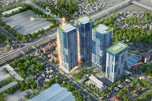 1,2 tỷ có mua được căn hộ cao cấp tại trung tâm?