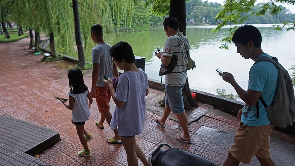 Internet,20 năm,Việt Nam,hành vi,cuộc sống