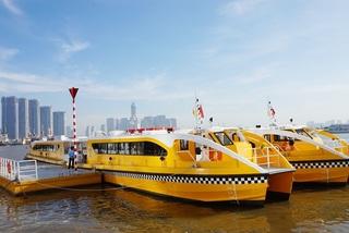 Người Sài Gòn háo hức thử nghiệm buýt đường sông đầu tiên