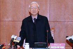 Xét xử vụ Trịnh Xuân Thanh đầu năm 2018