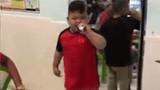 Màn đọc rap 'Quăng tao cái boong' không thể đỉnh hơn của cậu bé 5 tuổi