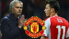 Ozil chỉ muốn MU, Ronaldo bỏ Real sang PSG