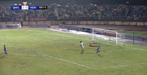 Quảng Nam 3-0 TPHCM
