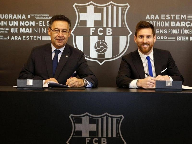 Barca ra đòn 700 triệu euro, các 'ông lớn' tránh xa Messi