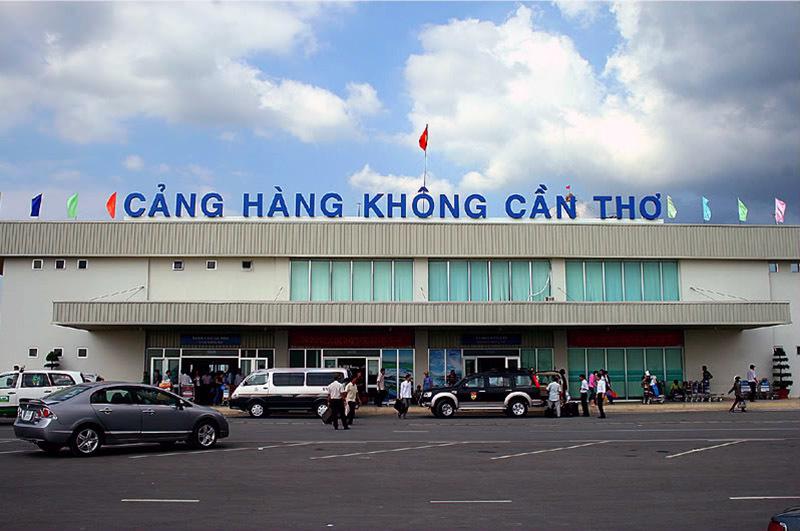 sân bay,Cần Thơ