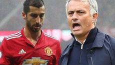 Mourinho phạt nặng Mkhitaryan, Ozil bơi trong tiền