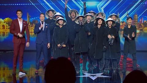 Đại diện Việt Nam 'phá đảo' Asia's Got Talent
