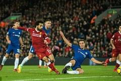 Video bàn thắng Liverpool 1-1 Chelsea