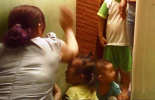 bạo hành trẻ em,bạo hành,hành hạ,trẻ em,bạo lực học đường,bạo hành trẻ mầm non