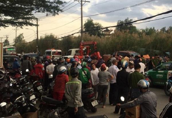 tai nạn,tai nạn giao thông,Sài Gòn,tai nạn chết người
