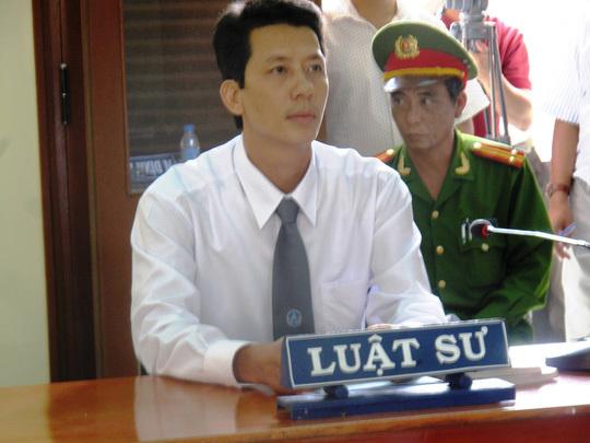 Xóa tên LS Võ An Đôn khỏi Đoàn Luật sư Phú Yên?