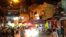 Bảo vệ dân phố vung dao lam sát hại bé 6 tuổi giữa phố