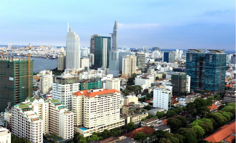 cơ chế đặc thù,TP.HCM,thành phố thông minh,đô thị thông minh,Võ Văn Sen,Sài Gòn