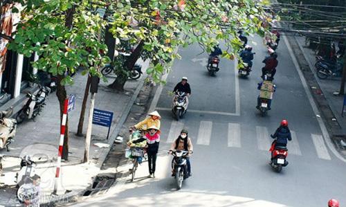 Dự báo thời tiết 27/11: Miền Bắc ấm lên, Nam Bộ nắng nóng