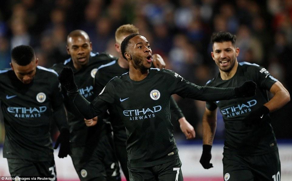 Ngoại hạng Anh,Huddersfield,Man City,Pep Guardiola,Kết quả bóng đá hôm nay