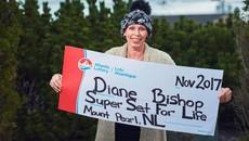 Bà mẹ ung thư trúng xổ số độc đắc 34 tỷ đồng