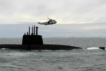 Thủy thủ trên tàu ngầm Argentina mất tích có thể còn sống