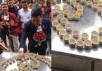 Chú rể Lạng Sơn hốt hoảng vì uống 100 chén rượu mới đượcđón dâu