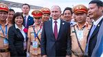 Gặp sĩ quan liên lạc số 1 tháp tùng Tổng thống Putin dự APEC