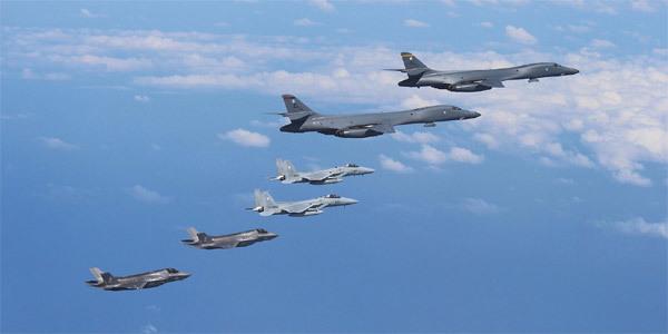 Mỹ-Hàn sắp tập trận hoành tráng sát Triều Tiên