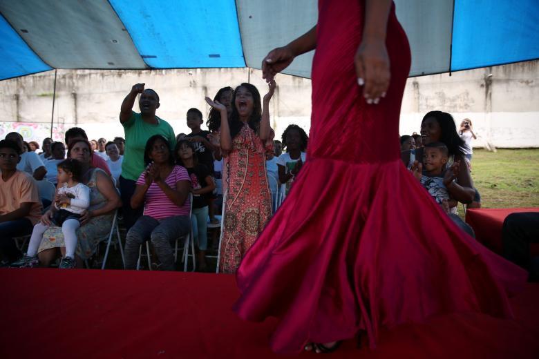 nữ tù nhân,trại giam,Brazil,cuộc thi sắc đẹp,hoa khôi