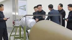 """""""Chương trình hạt nhân Triều Tiên chỉ nhằm vào Mỹ"""""""