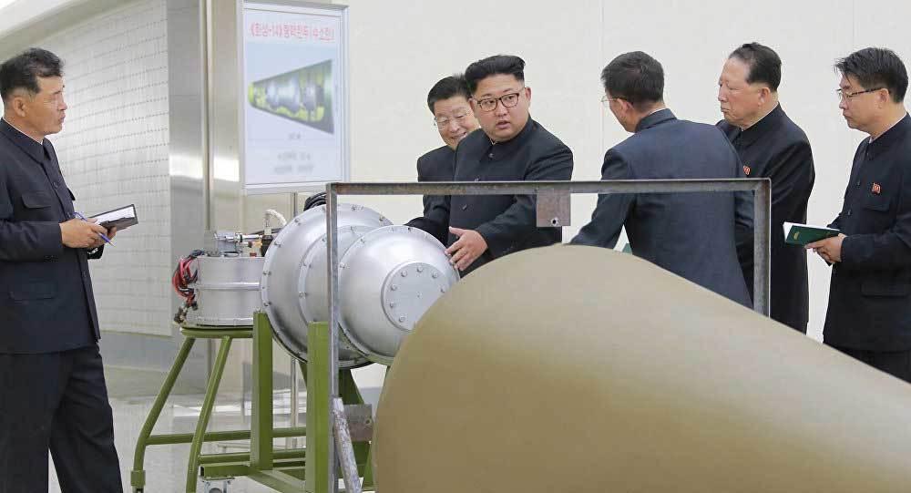 'Chương trình hạt nhân Triều Tiên chỉ nhằm vào Mỹ'