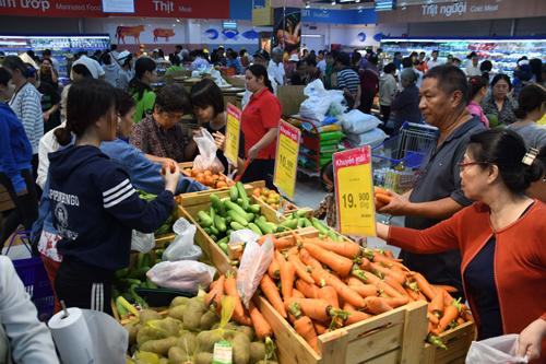 Sắp khai trương siêu thị Co.opmart Chu Văn An ở Bình Thạnh