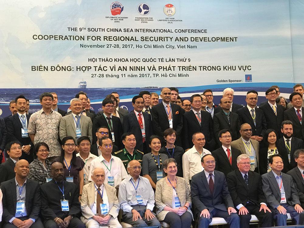 Hội thảo Biển Đông