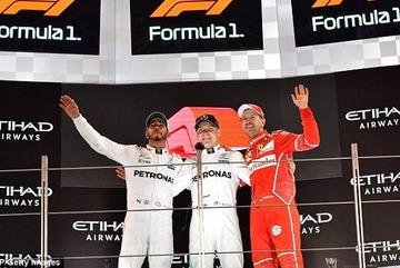 Abu Dhabi GP 2017: Gọi tên Valtteri Bottas