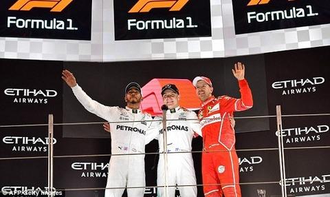 Bottas chiến thắng chặng Abu Dhabi GP