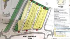 Cò đất 'hô biến' đất quy hoạch cây xanh thành dự án
