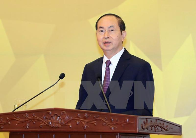 Chủ tịch nước Trần Đại Quang,APEC 2017,APEC VIệt Nam