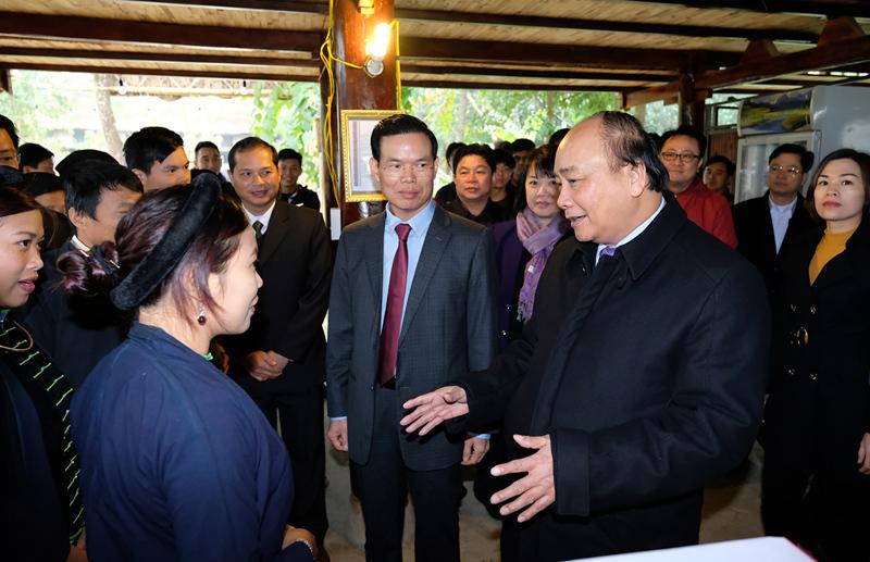 Thủ tướng đặt kỳ vọng vào các nhà đầu tư đến Hà Giang