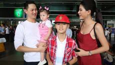 Trang Trần lần đầu công khai cha của con gái sau 2 năm giấu kín