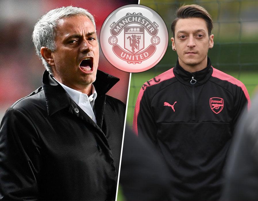 Nóng đại chiến Manchester, Mourinho không mạo hiểm với Ozil