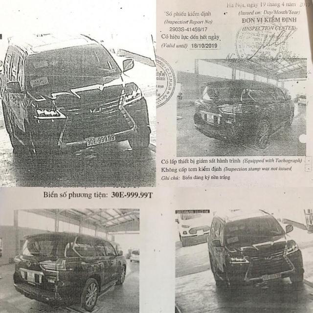 Những tình tiết lạ trong vụ 2 ô tô trùng biển số 'siêu đẹp' 99999