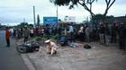 2 thanh niên ngã xe chết bên đường lúc rạng sáng