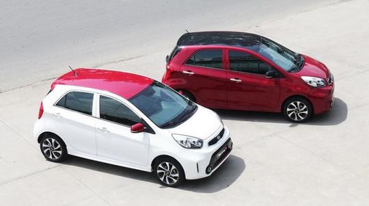 Mua xe ô tô gì hay trong tầm giá 400 triệu đồng?