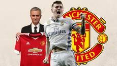 Real bán Kroos cho MU, Mourinho bị phá đám