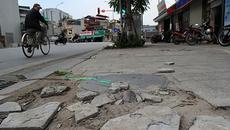 Chủ tịch HN: Làm rõ đá lát vỉa hè 'bền vững 70 năm' vỡ nát