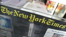Twitter khóa nhầm tài khoản báo New York Times