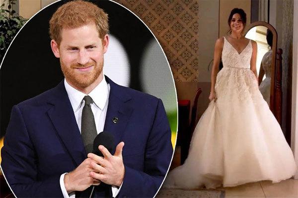 hoàng tử Harry,Meghan Markle,đám cưới Hoàng gia Anh