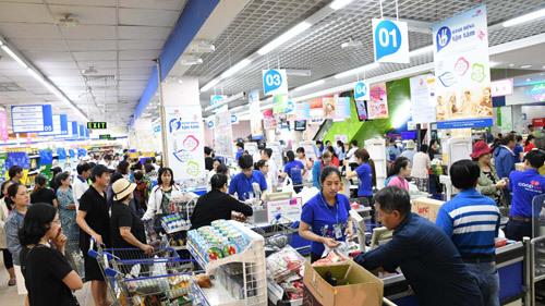 Giảm đến 50% dịp khai trương Co.opmart Chu Văn An